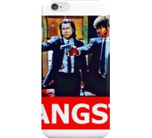 Pulp Fiction Jules and Vincent iPhone Case/Skin
