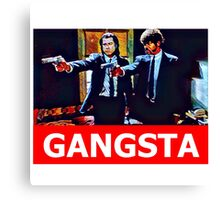 Pulp Fiction Jules and Vincent Canvas Print