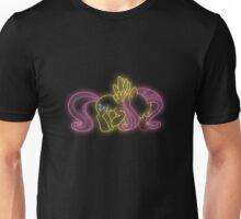 Fluttershy Neon Glow (No Angel) Lights Unisex T-Shirt