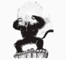 Oozaru Awakens by Bamminator