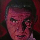 Bela Lugosi as Dracula by AnthroEmesis
