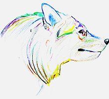 Wolf by Littlegreywolf