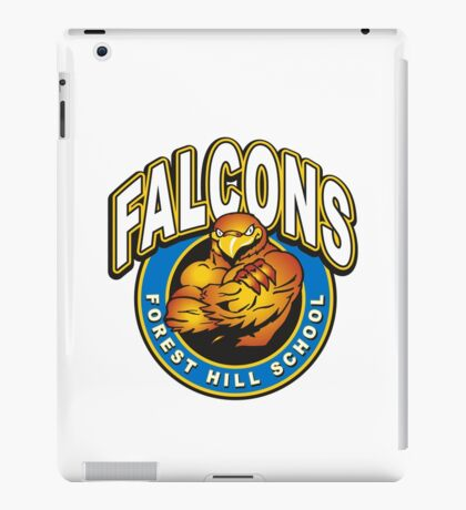 Forest Hill Elementary PTA (Falcons) iPad Case/Skin