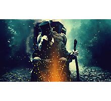 Doctor Who - Eleventh Doctor Poster Photographic Print
