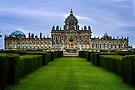 Castle Howard from the Gardens by Yukondick