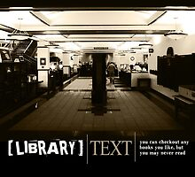 Library by Phil Perkins
