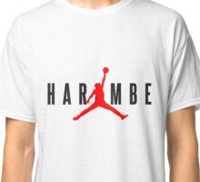 Jordan  X  Harambe Classic T-Shirt