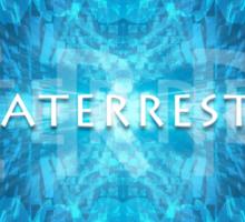 Extraterrestrial #2 Sticker