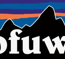 COFUWP Sticker