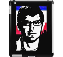 louis theroux iPad Case/Skin