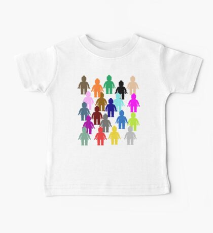 United Colors of Minifig [Large]  Baby Tee