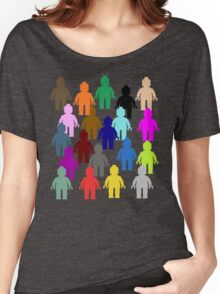 United Colors of Minifig [Large]  Women's Relaxed Fit T-Shirt