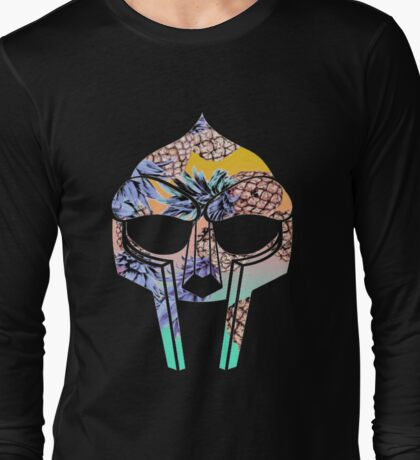 mf doom Long Sleeve T-Shirt