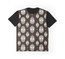 - Scull pattern (black) - Graphic T-Shirt