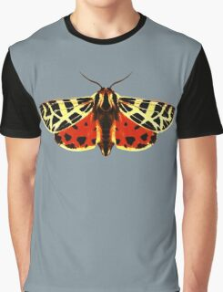 Let's Kiss on The Moth Graphic T-Shirt