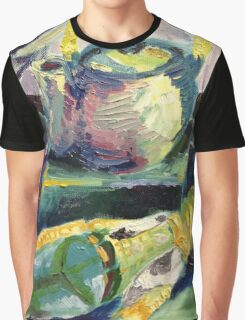 Woody Doll Still Life Graphic T-Shirt