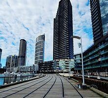 Deserted City by EllyJones