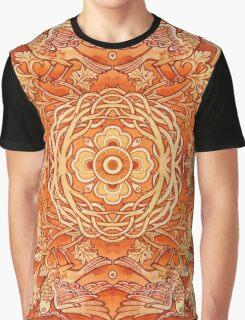 - Golden pattern - Graphic T-Shirt