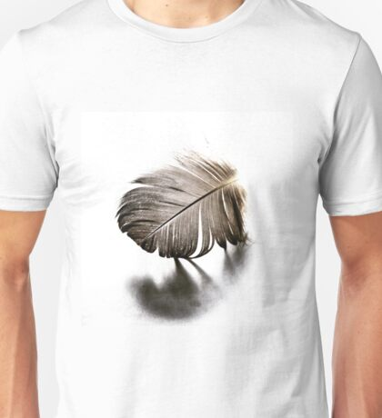 Feather Fracture Unisex T-Shirt