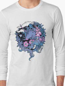 - Magical Unicorn - Long Sleeve T-Shirt