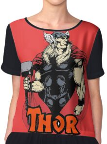 Thor the mighty Chiffon Top