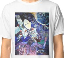 Spaceship Earth Mural Classic T-Shirt
