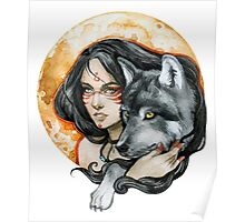 - Wolf Moon - Poster