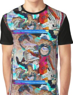 How Does the Music Go? by spiritualarty Graphic T-Shirt