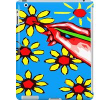PAINTING THE SKY FOR YOU iPad Case/Skin