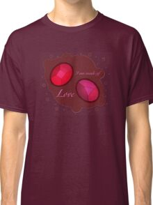 Garnet's Love (with Text) Classic T-Shirt