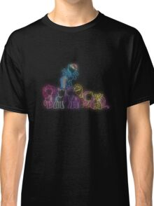Pony Friends Neon Glow Nights Classic T-Shirt