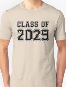 Class of 2029 Unisex T-Shirt