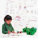 Artist At Work by Heather Friedman