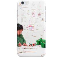 Artist At Work iPhone Case/Skin