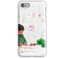 Artist At Work iPhone Case/Skin