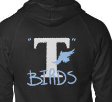 T-Birds Zipped Hoodie