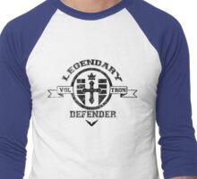 School Themed Voltron Men's Baseball ¾ T-Shirt