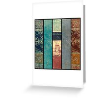 Murals of Pompeii Greeting Card