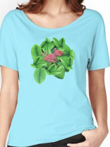Tres Fl'Amigos  Women's Relaxed Fit T-Shirt