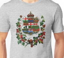 1905 Canadian Coat of Arms Unisex T-Shirt
