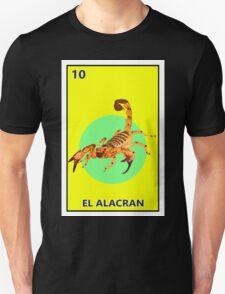 EL ALACRAN Unisex T-Shirt