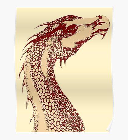 Petoskey Dragon Poster