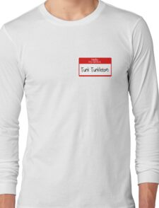 Turk Turkleton - Scrubs Long Sleeve T-Shirt