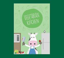 Vegetarian Kitchen Unisex T-Shirt