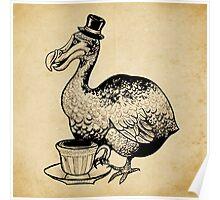 Teatime for Sir Dodo Poster