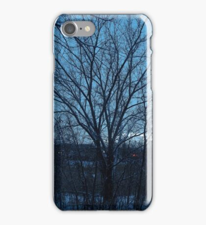 trees 3 iPhone Case/Skin