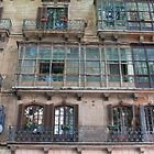 Glorious Balconies by Marylou Badeaux