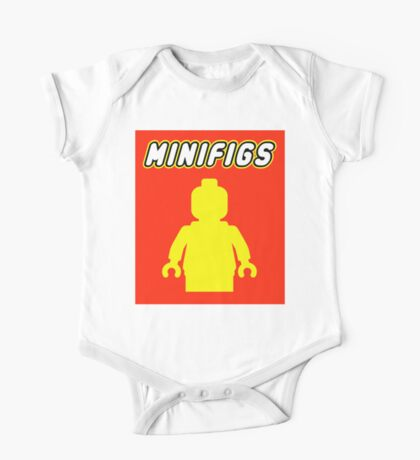 MINIFIGS One Piece - Short Sleeve