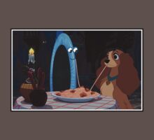 Lady and the Tramp-oline by ptelling