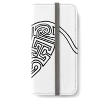 Maze of the Heart iPhone Wallet/Case/Skin